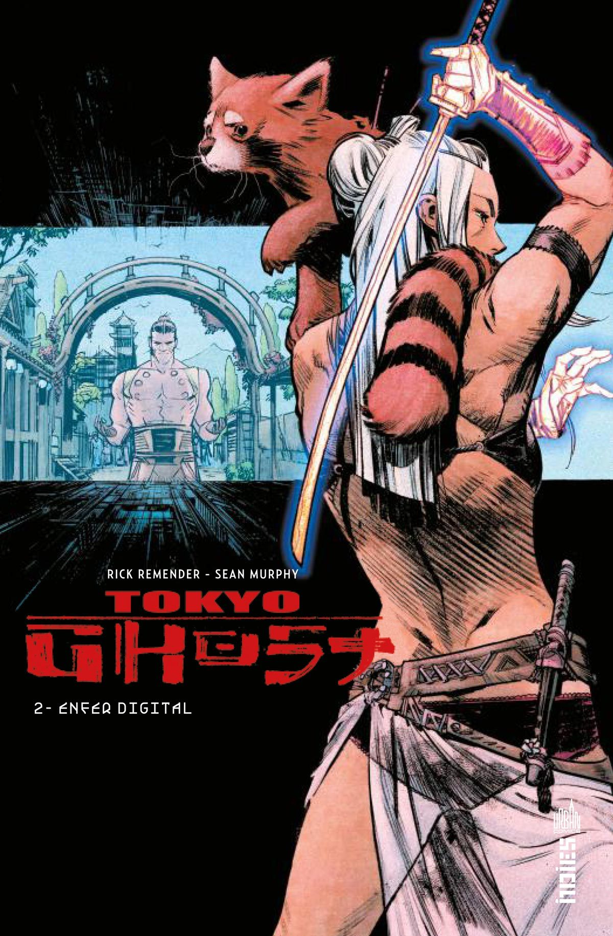 TOKYO GHOST TOME 2