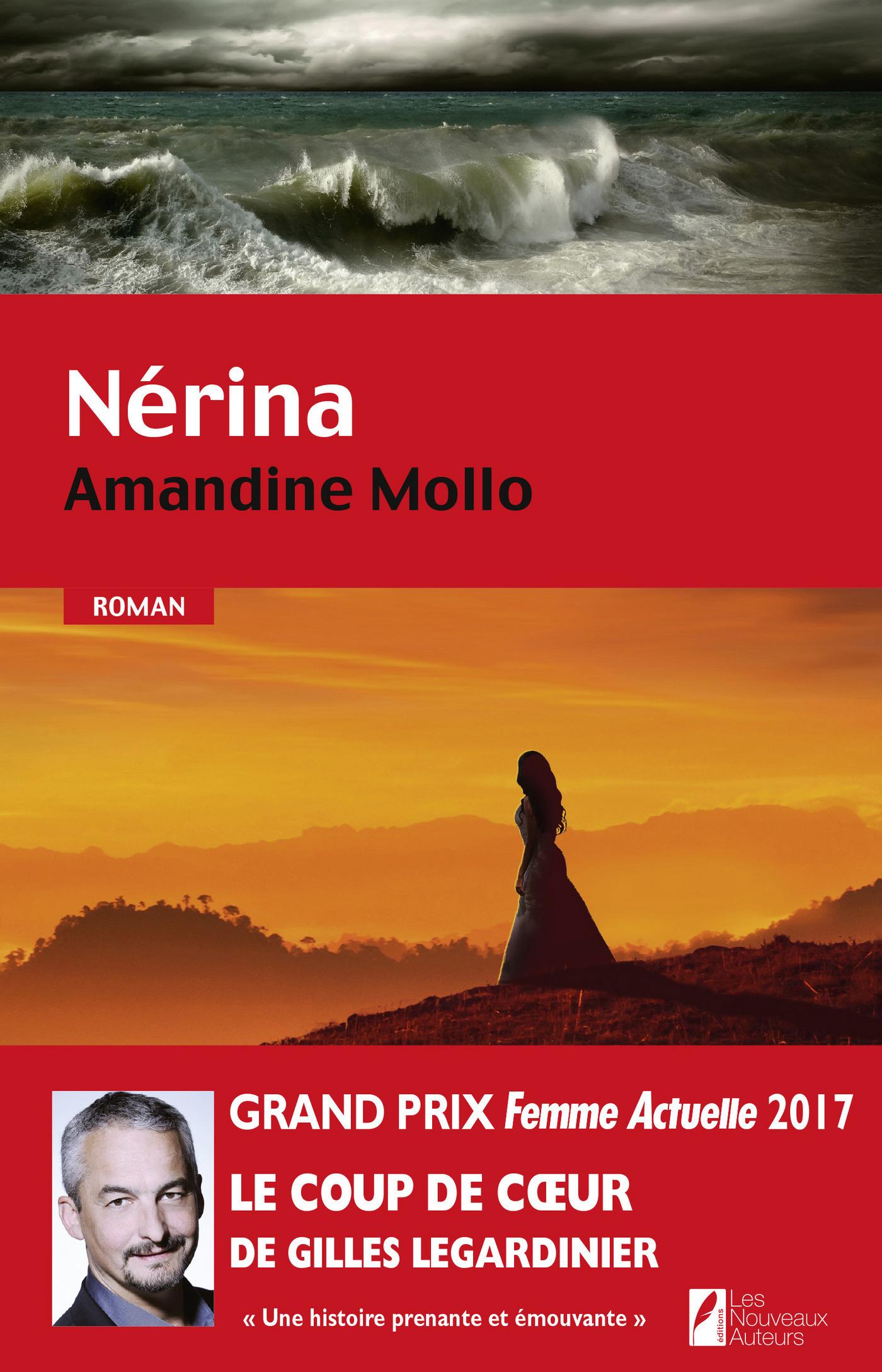 Nérina. Coup de coeur Gilles Legardinier Prix Femme Actuelle 2017
