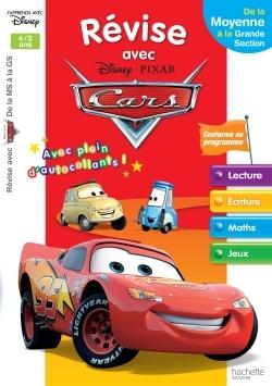 REVISE AVEC CARS DE LA MS A LA GS