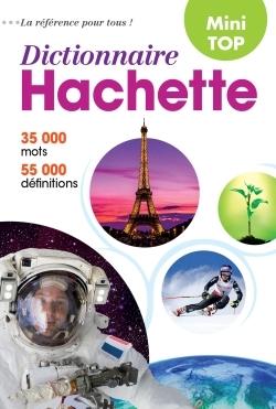 MINI TOP DICTIONNAIRE HACHETTE FRANCAIS