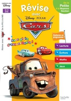 REVISE AVEC CARS DE LA PS A LA MS