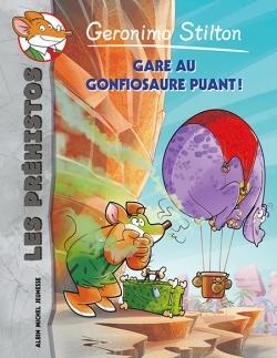 GARE AU GONFIOSAURE PUANT !