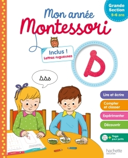 MONTESSORI MON ANNEE DE GRANDE SECTION