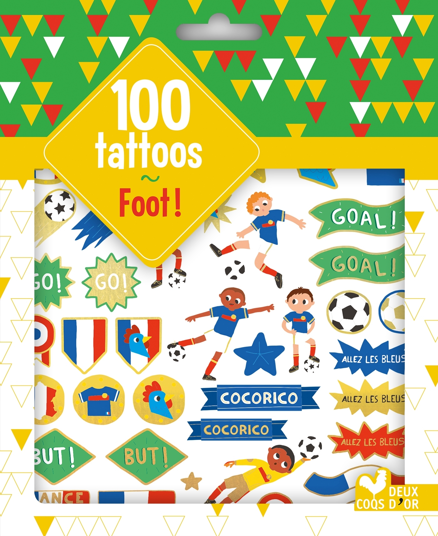 100 TATTOOS FOOT
