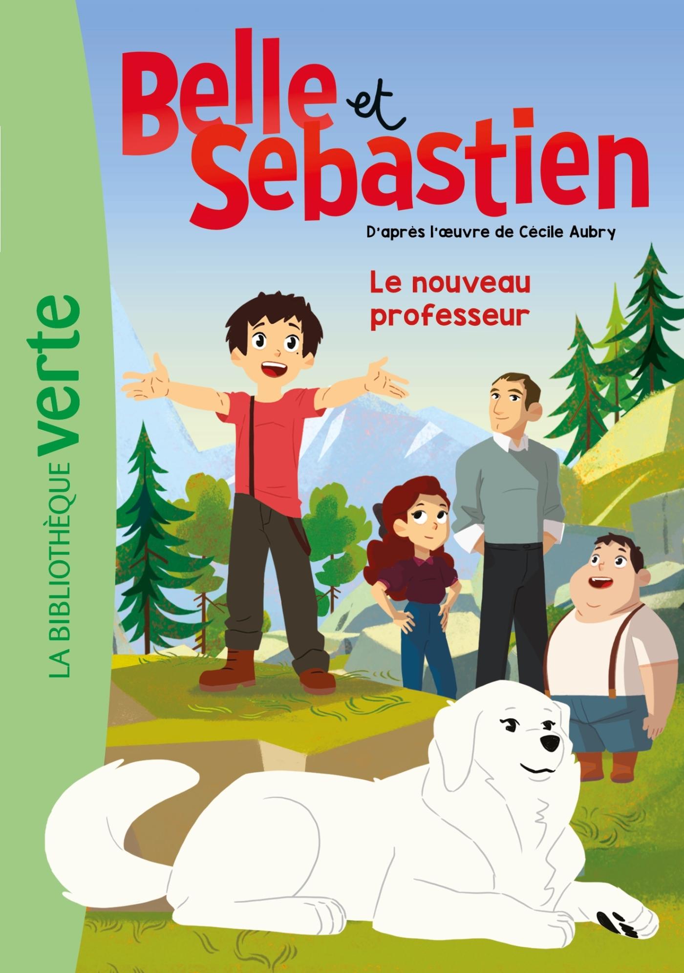 BELLE ET SEBASTIEN 02 - LE NOUVEAU PROFESSEUR