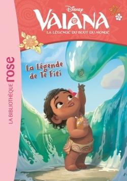VAIANA 05 - LA LEGENDE DE TE FITI
