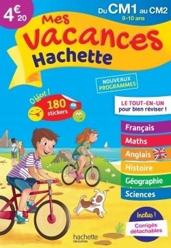 MES VACANCES HACHETTE CM1/CM2