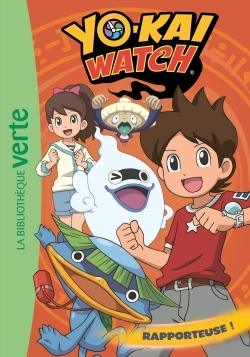 YO-KAI WATCH 03 - RAPPORTEUSE !
