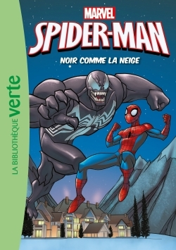 SPIDER-MAN 10 - NOIR COMME LA NEIGE