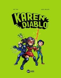 KAREN DIABLO, TOME 01