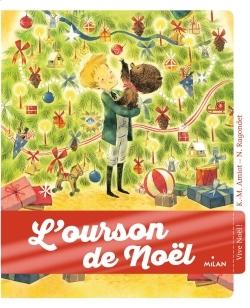 L'OURSON DE NOEL