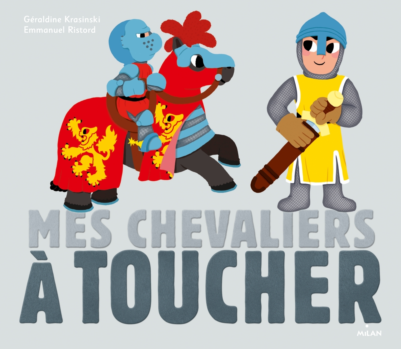 MES CHEVALIERS A TOUCHER