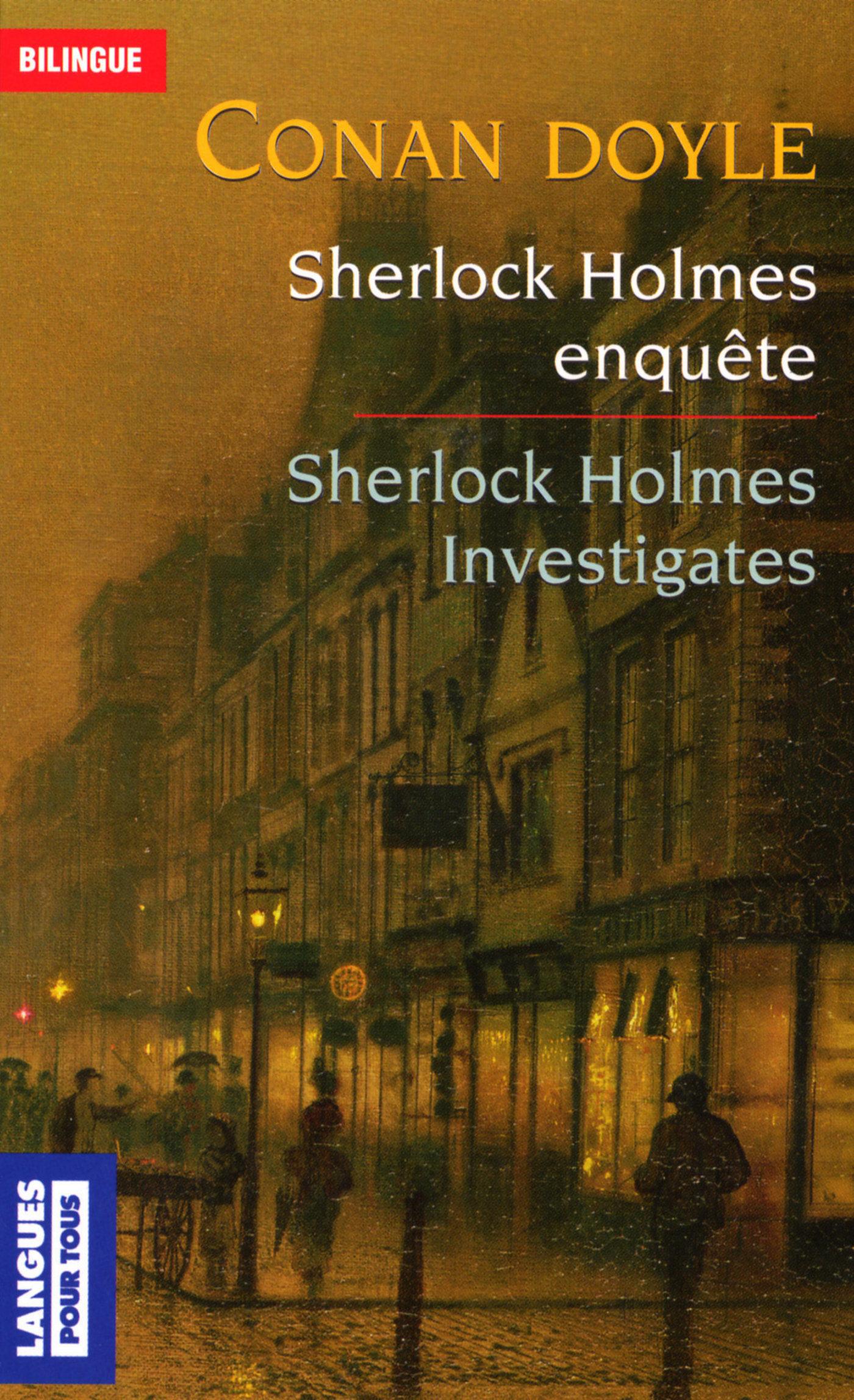 Sherlock Holmes enquête