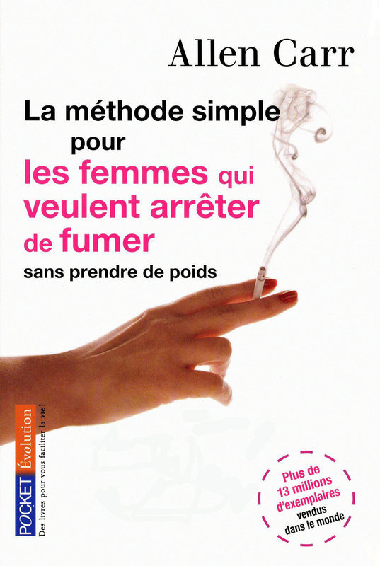 La méthode simple pour les femmes qui veulent arrêter de fumer