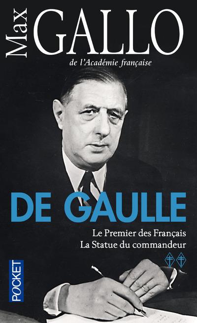 DE GAULLE - TOME 3 ET TOME 4