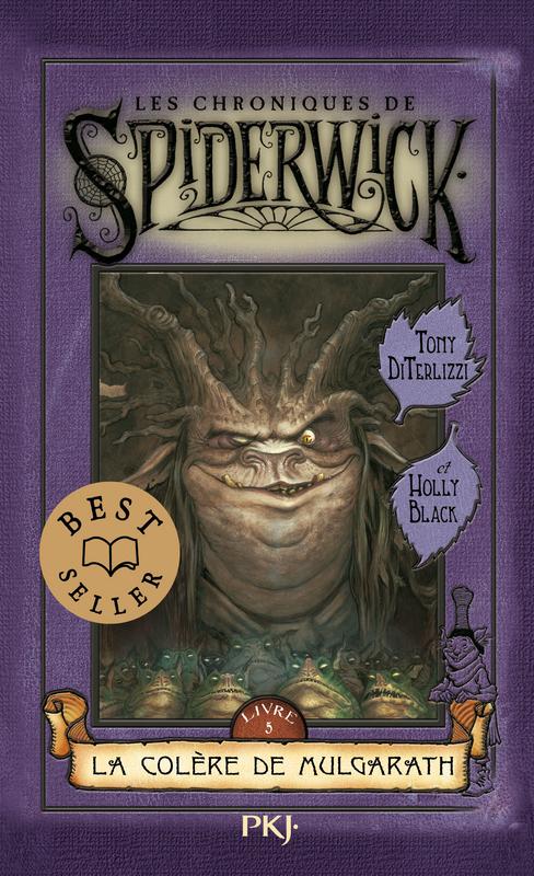 Les chroniques de Spiderwick tome 5, LA COLÈRE DE MULGARATH
