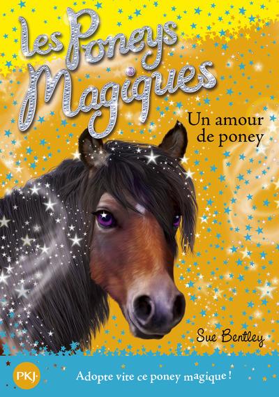 LES PONEYS MAGIQUES - NUMERO 6 UN AMOUR DE PONEY