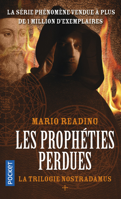LA TRILOGIE NOSTRADAMUS - TOME 1 LA PROPHETIES PERDUES