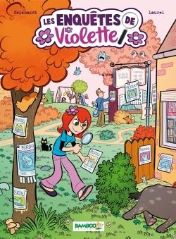 LES ENQUETES DE VIOLETTE - TOME 1