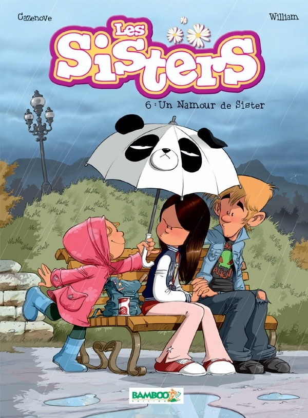 LES SISTERS - TOME 6