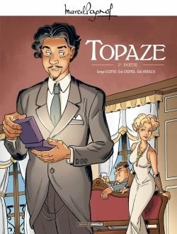 M. PAGNOL EN BD : TOPAZE - VOLUME 2