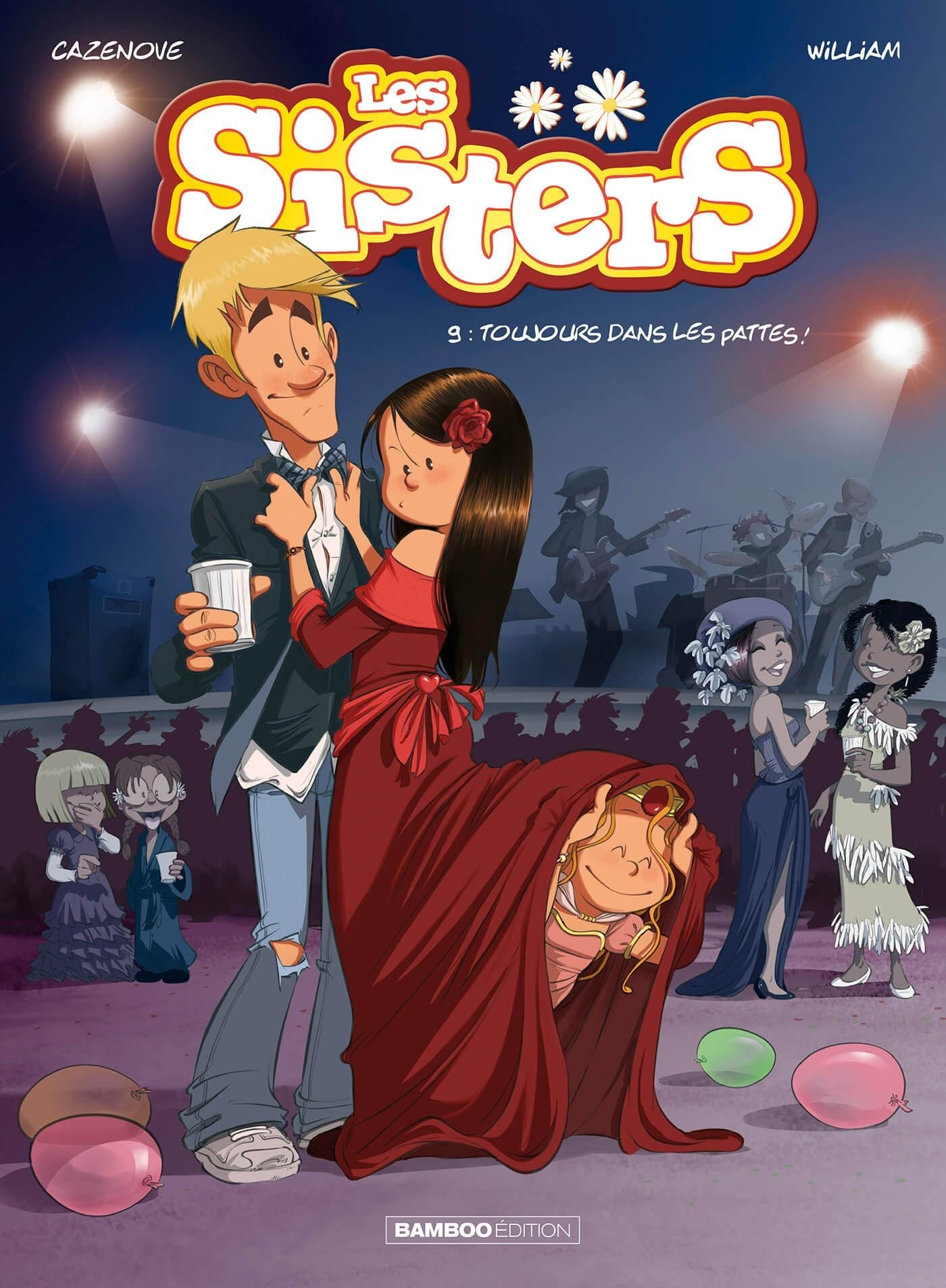 LES SISTERS - TOME 9