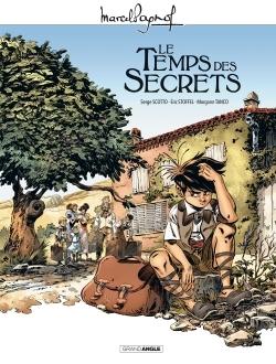 M. PAGNOL EN BD : LE TEMPS DES SECRETS - HISTOIRE COMPLETE