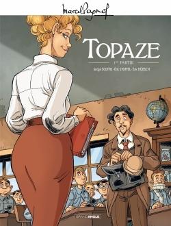 M. PAGNOL EN BD : TOPAZE - VOLUME 1