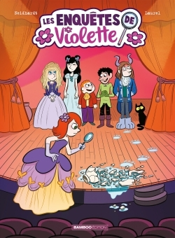 LES ENQUETES DE VIOLETTE T3