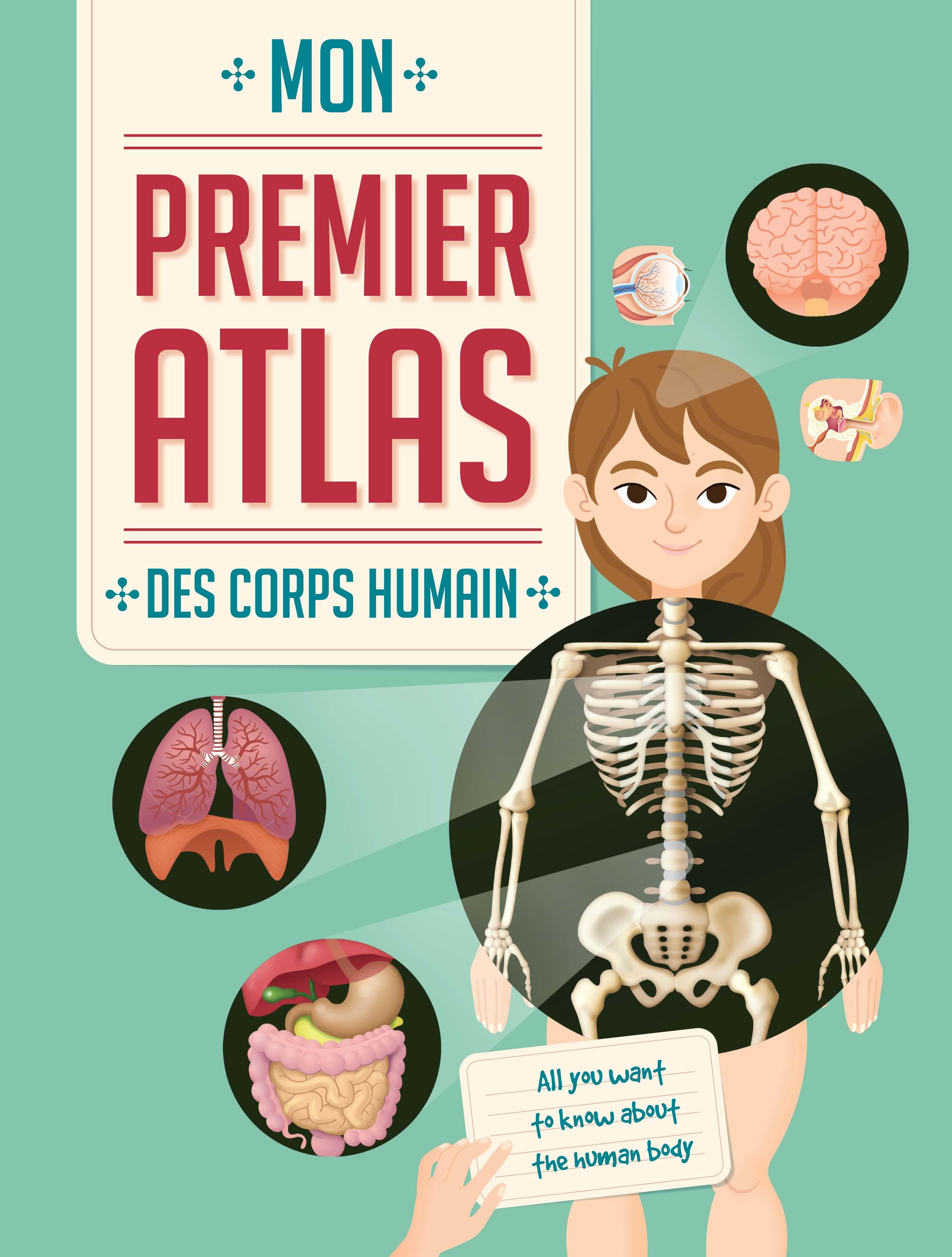 PREMIER ATLAS DU CORPS HUMAIN (MON)