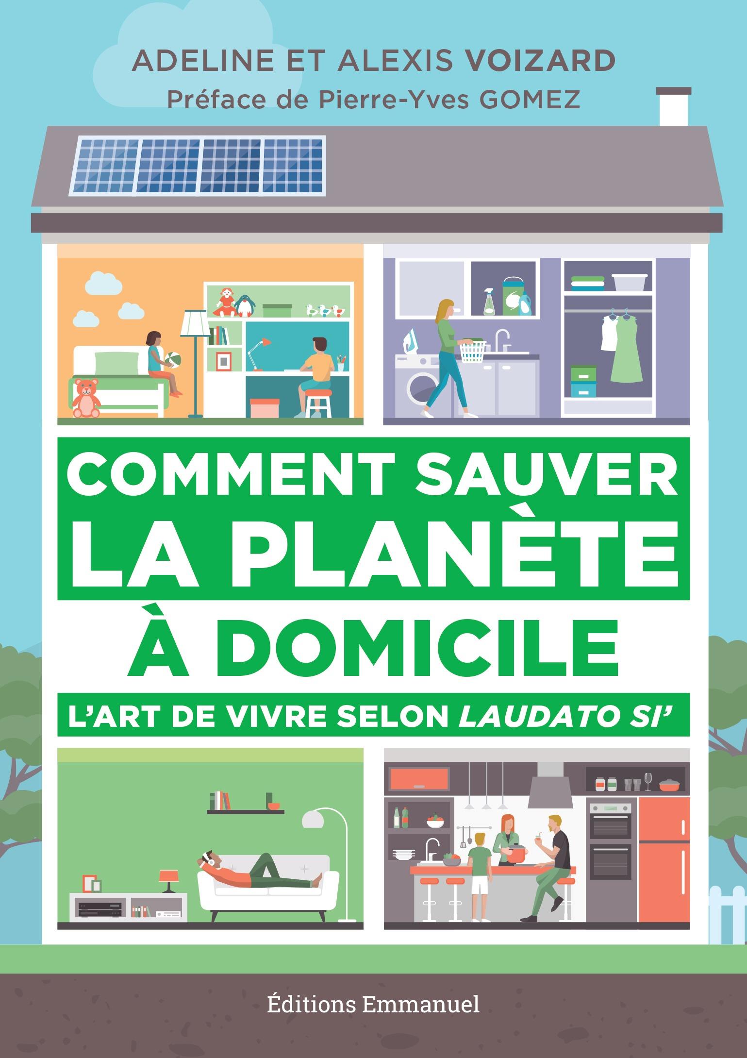Comment sauver la planète à domicile