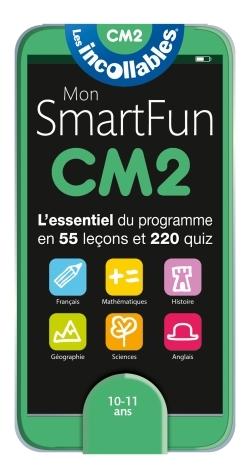 INCOLLABLES - MON SMARTFUN CM2