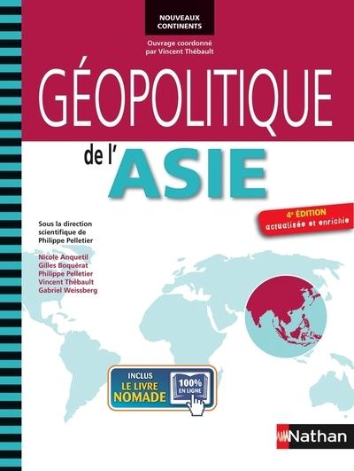 GEOPOLITIQUE DE L'ASIE (NOUV