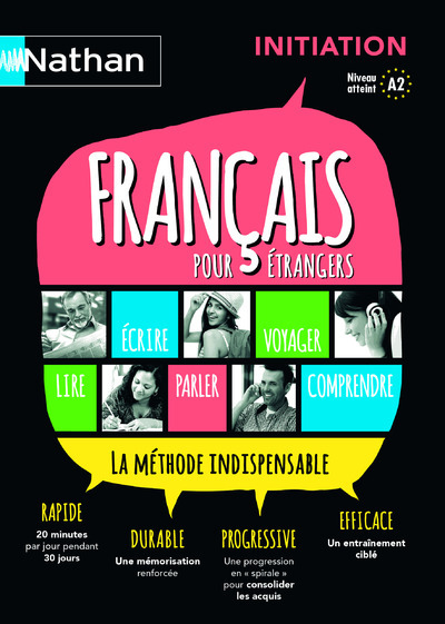FRANCAIS POUR ETRANGER -LIVRE- VOIE EXPRESS 2015