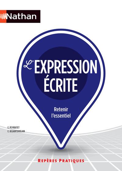 L'EXPRESSION ECRITE REPERES PRATIQUES NUMERO 16 2016
