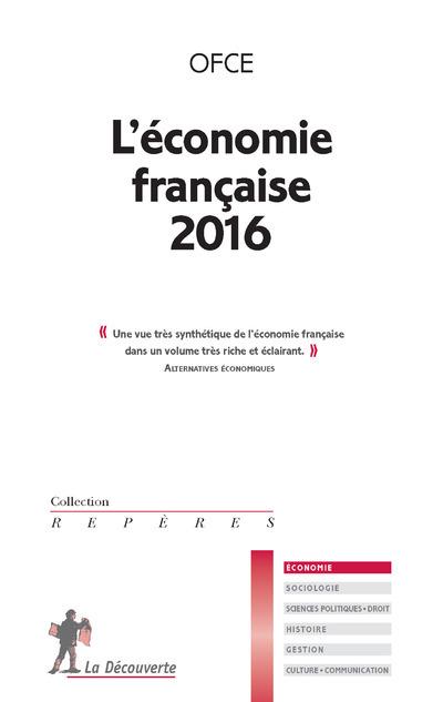 L'ECONOMIE FRANCAISE 2016