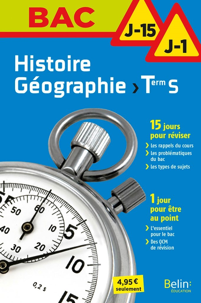 BAC HISTOIRE GEO T S