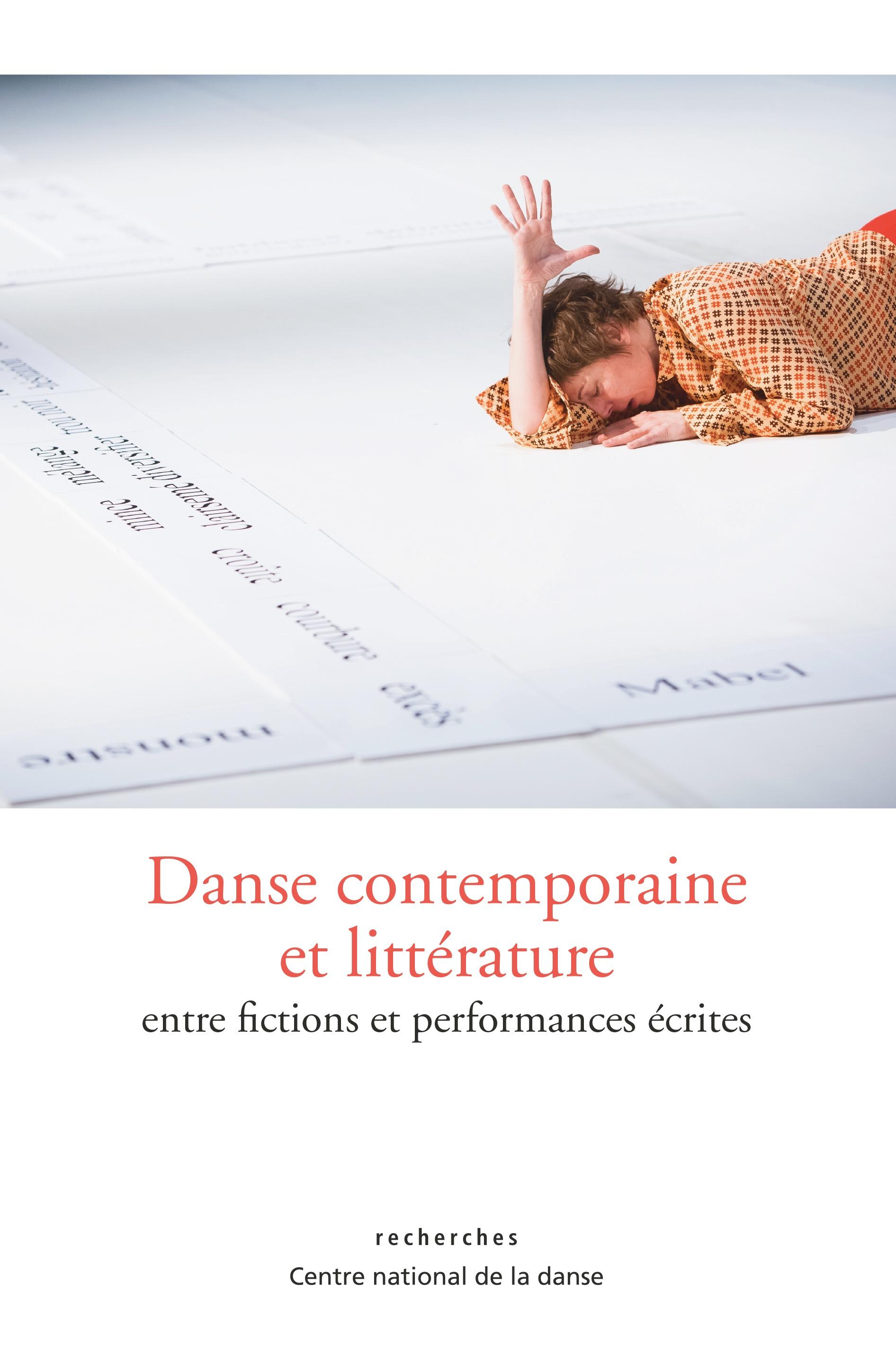 Danse contemporaine et littérature