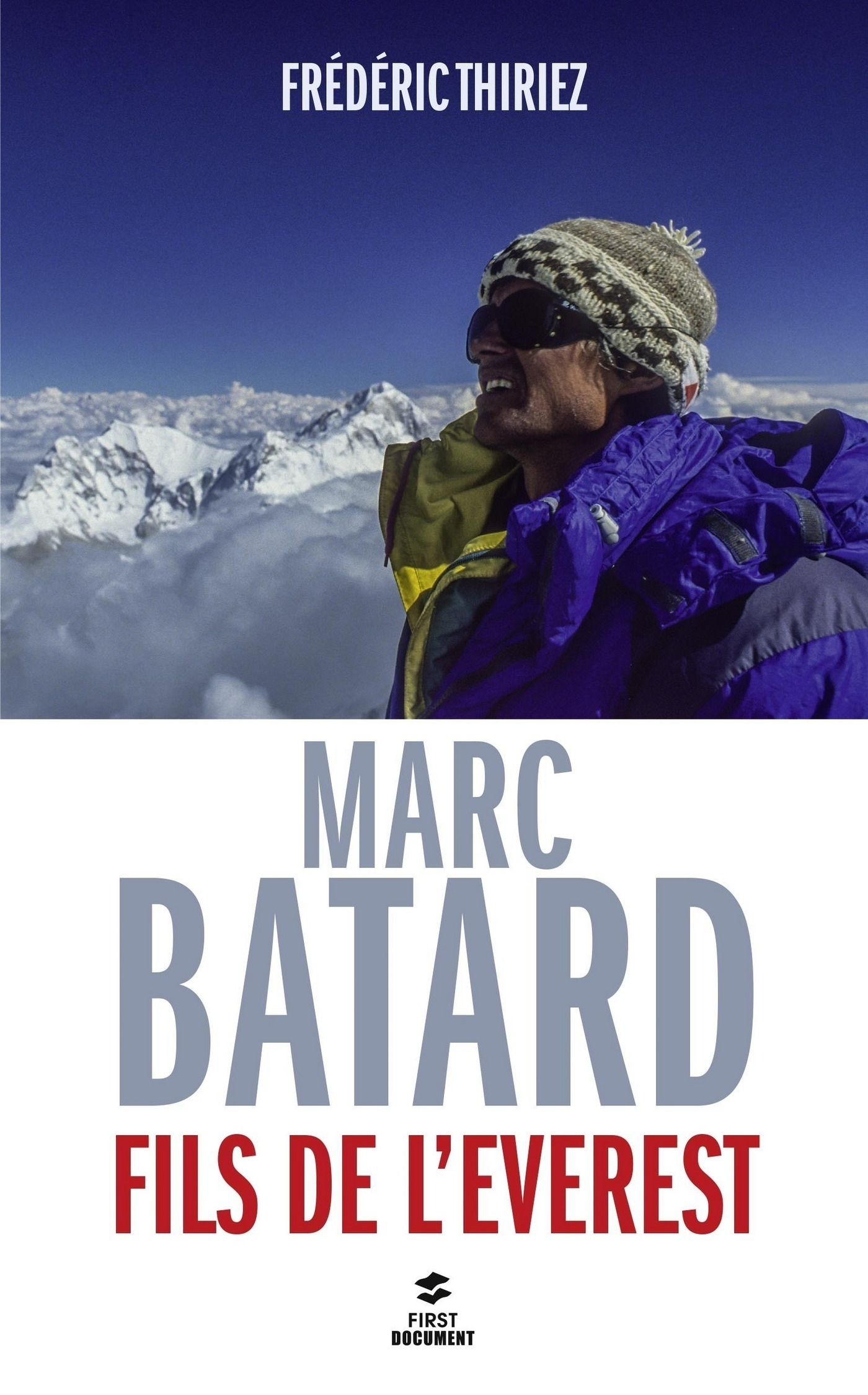 Marc Batard, fils de l'Everest