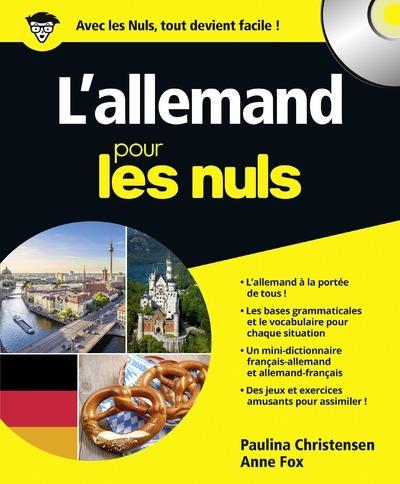 L'ALLEMAND POUR LES NULS