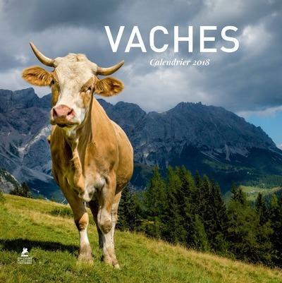 VACHES DE NOS REGIONS, CALENDRIER 2018