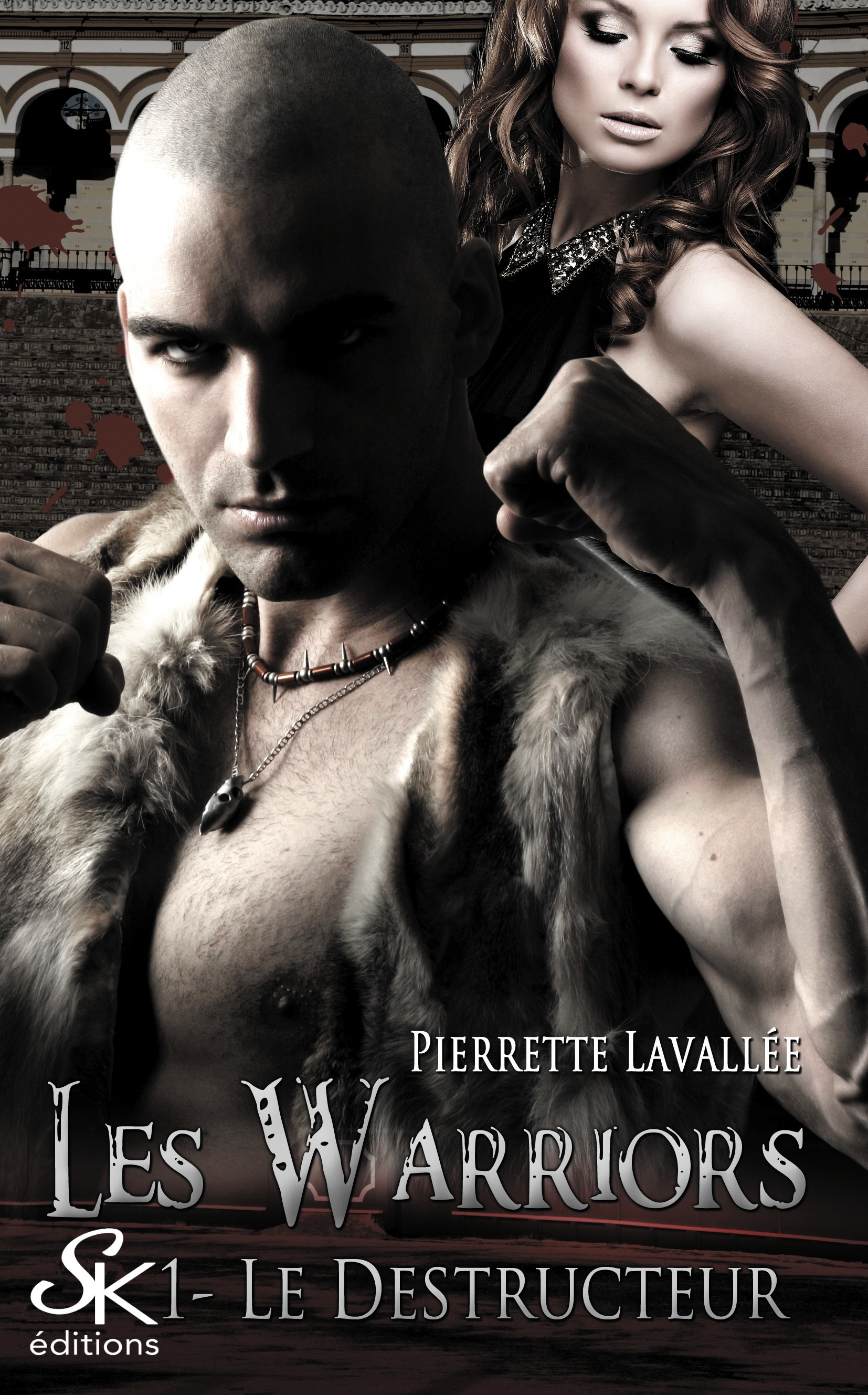 Les Warriors 1, LE DESTRUCTEUR