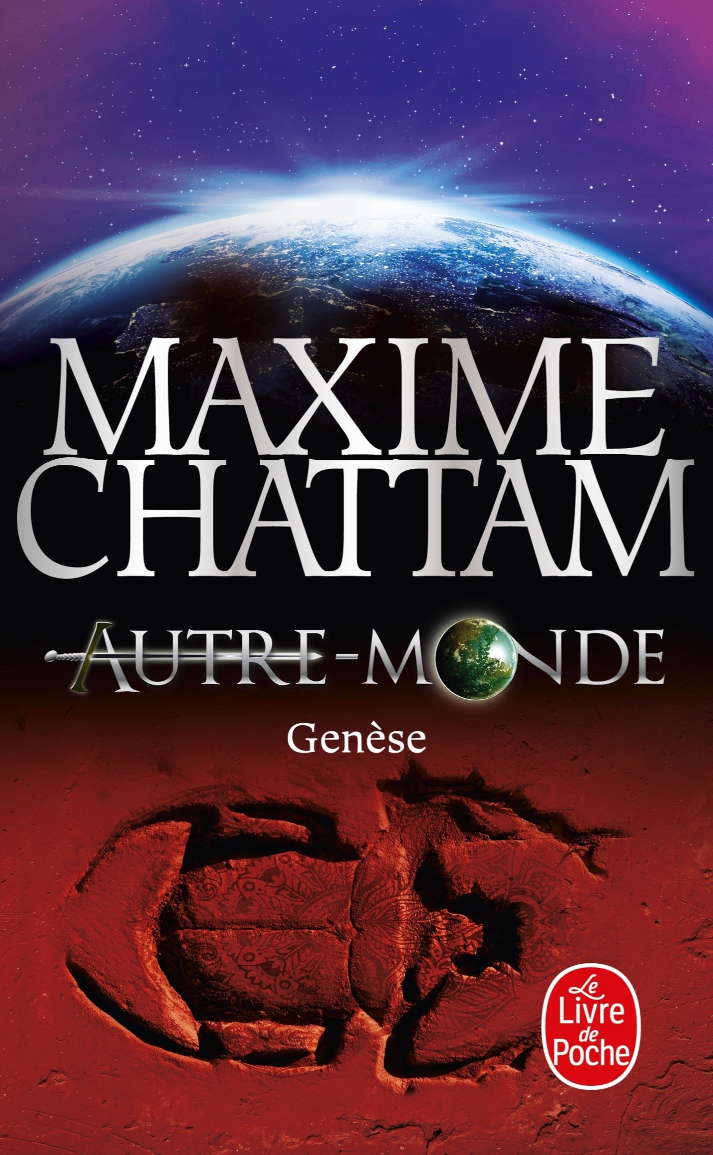 GENESE (AUTRE-MONDE, TOME 7)