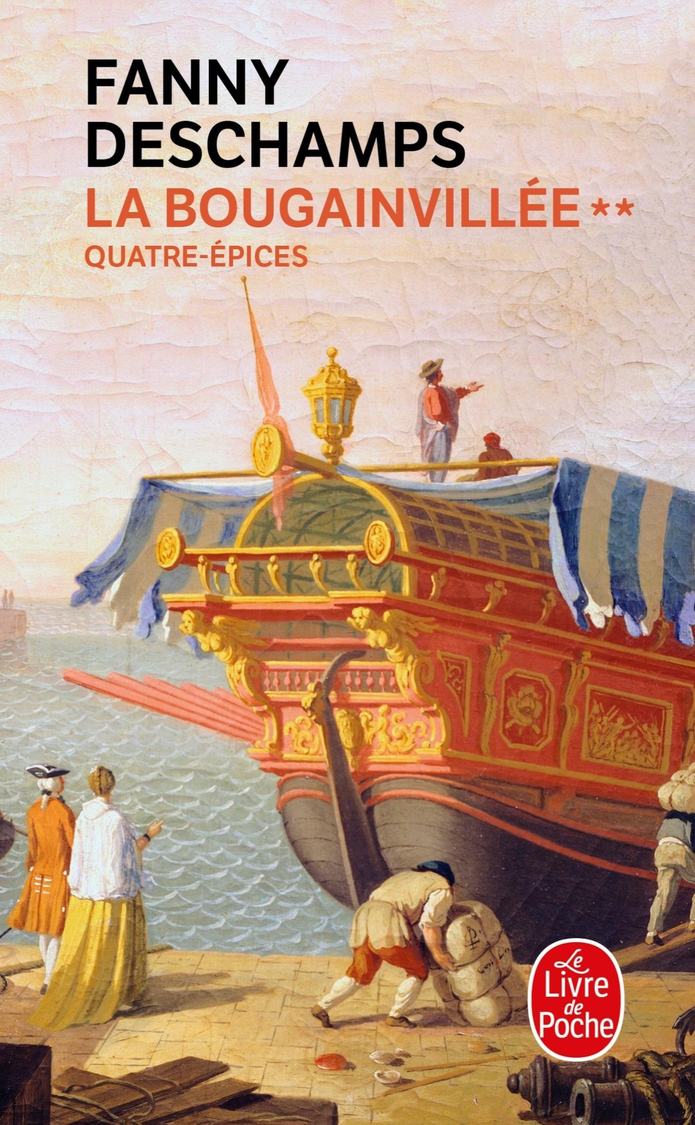 QUATRE EPICES (LA BOUGAINVILLEE, TOME 2)