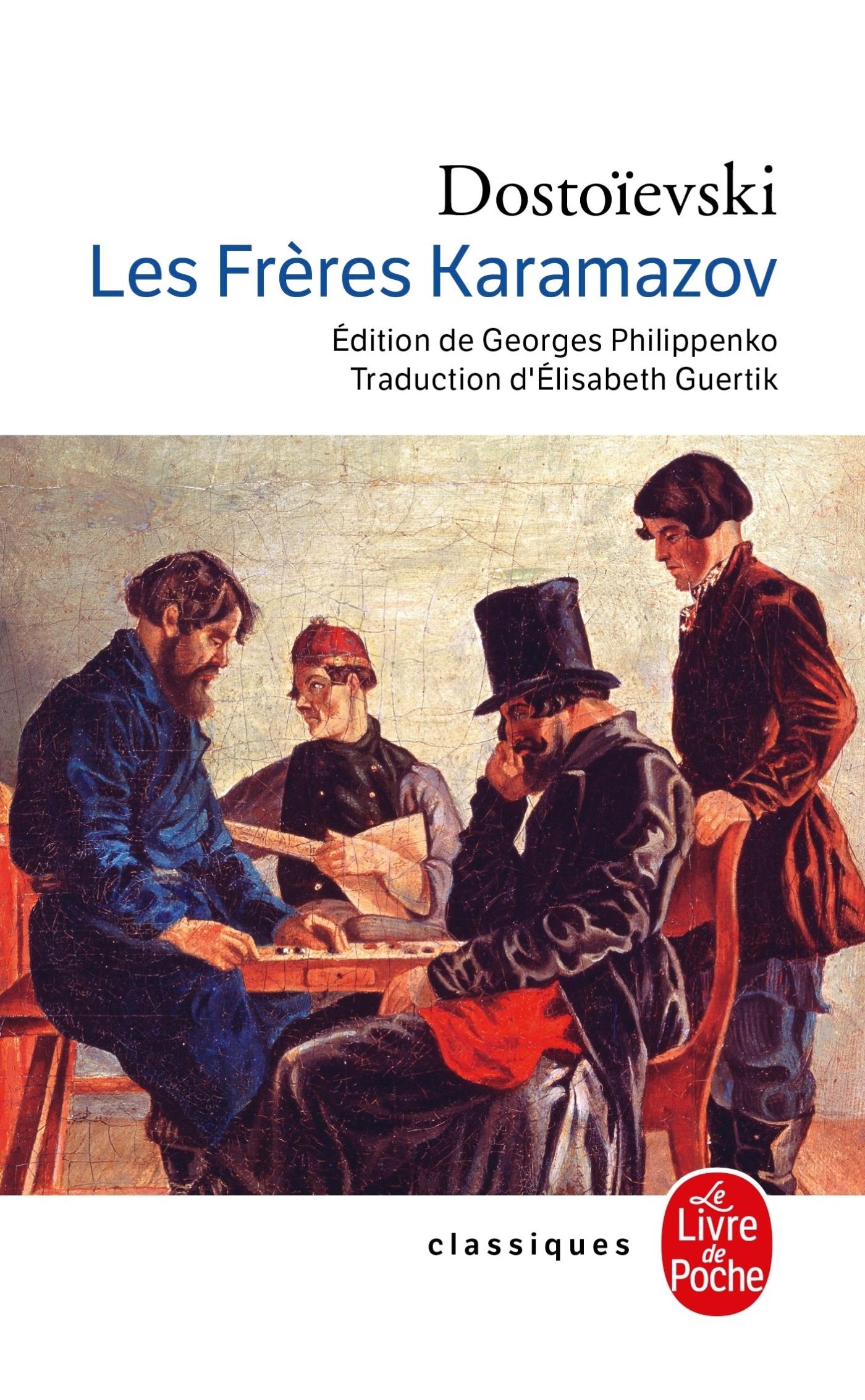 LES FRERES KARAMAZOV