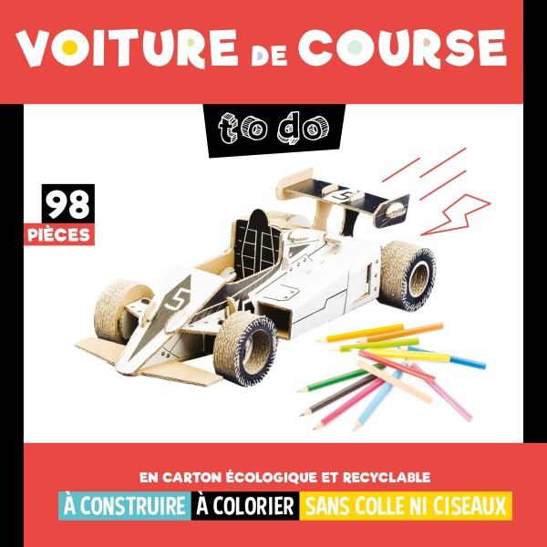 VOITURE DE COURSE (COLL. TO DO)
