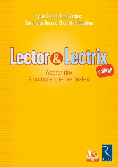 LECTOR ET LECTRIX COLLEGE + CD