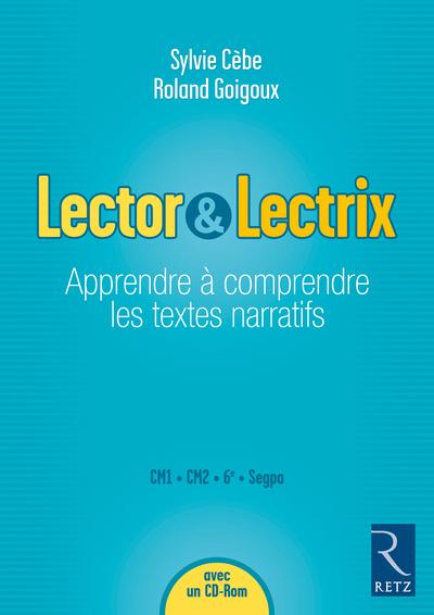 LECTOR ET LECTRIX GP + CD ROM