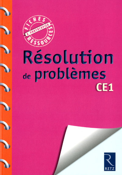 RESOLUTION DE PROBLEMES CE1