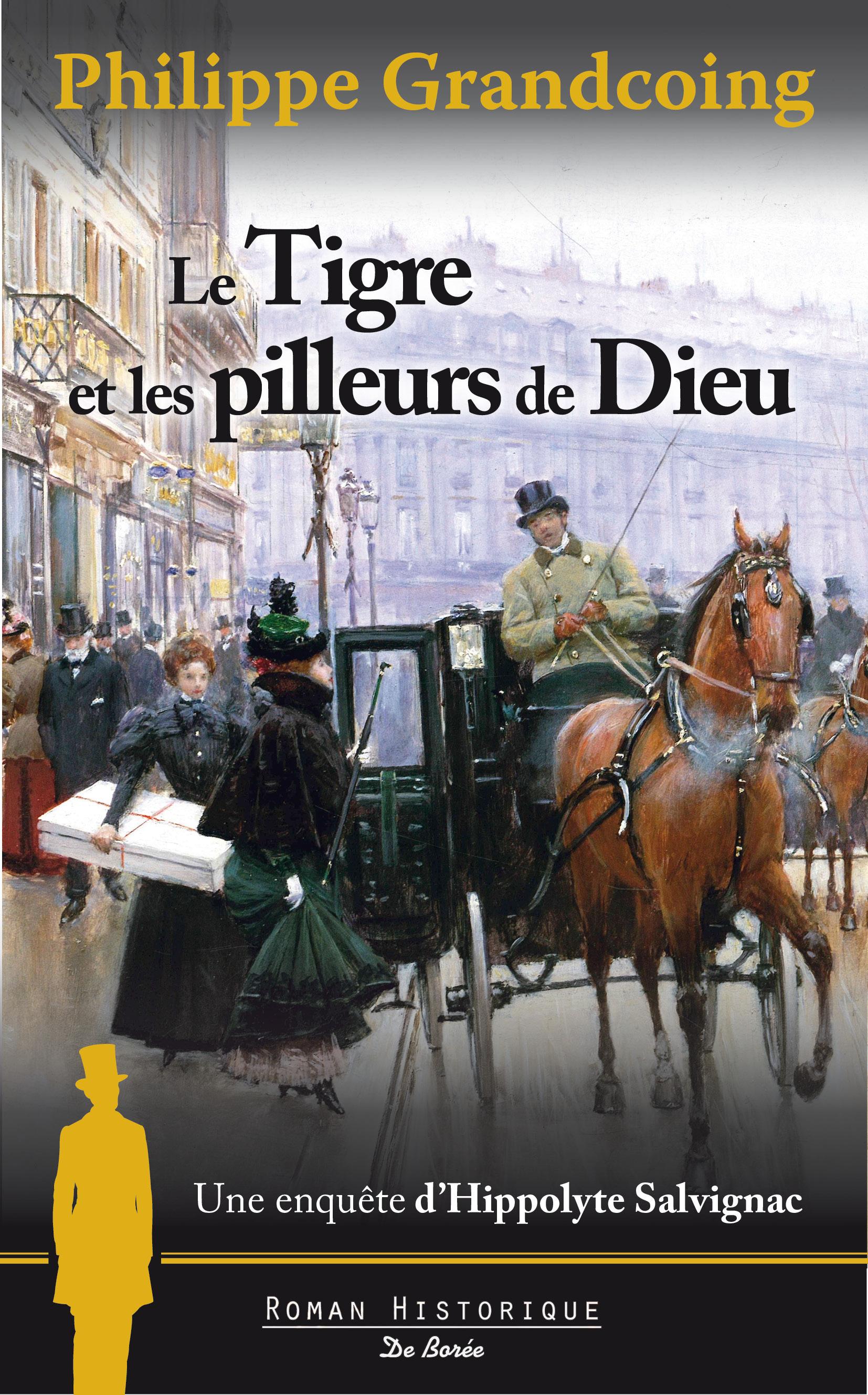 TIGRE ET LES PILLEURS DE DIEU